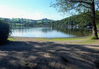 Park Foot Campsite Slipway