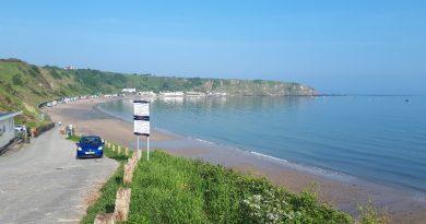 Nefyn Beach slip way